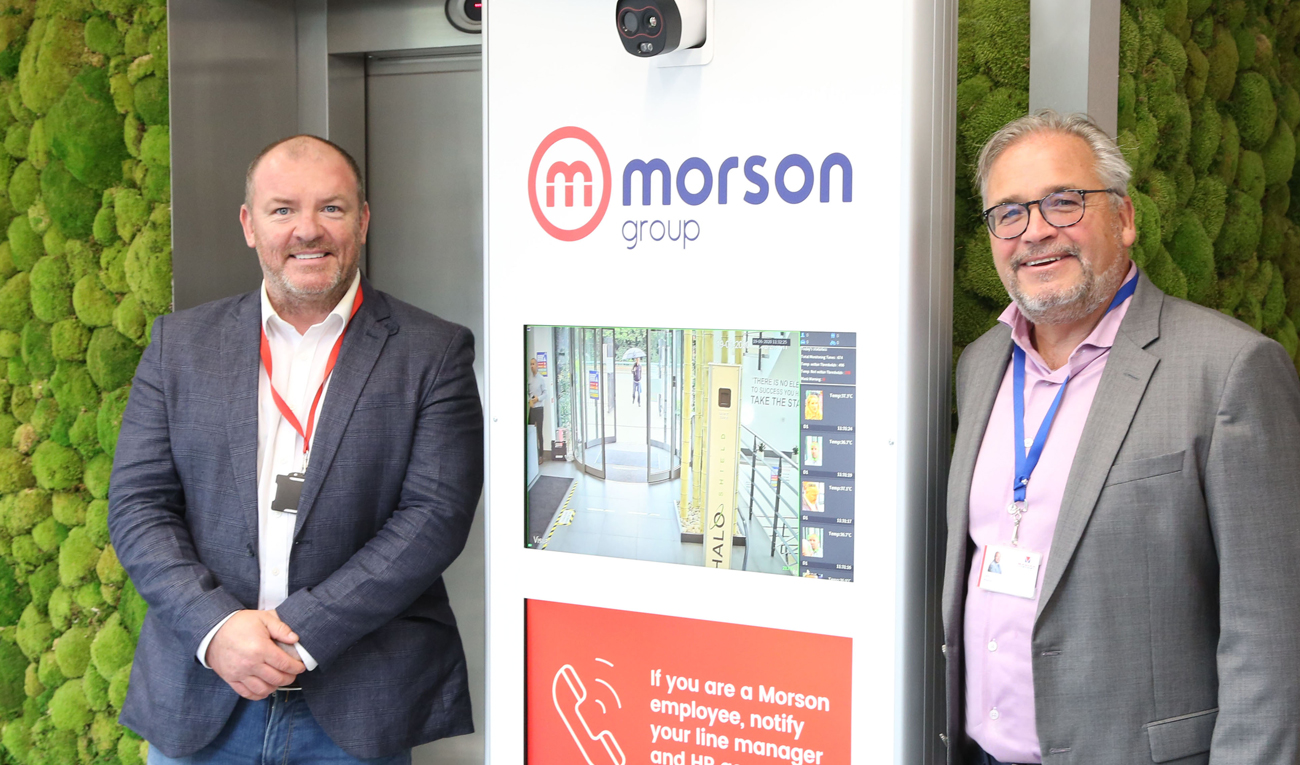 Morson-Group-install-Halo-Shield-at-global-headquarters-to-protect-against-Covid-19